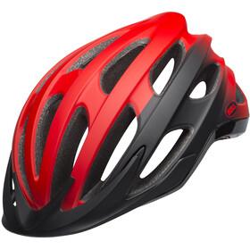 Bell Drifter Helmet thunder matte/gloss crimson/black
